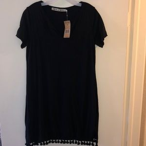 Black Michael Stars dress, small